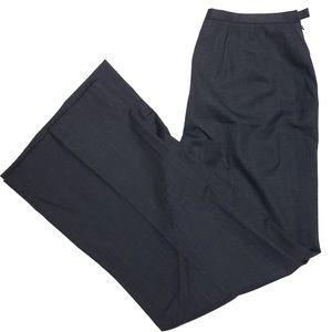 Lafayette 148 NY Wide Leg Cropped Pants Size 6